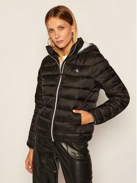 Calvin Klein Jeans Calvin Klein Jeans Μπουφάν πουπουλένιο J20J214113 Μαύρο Regular Fit