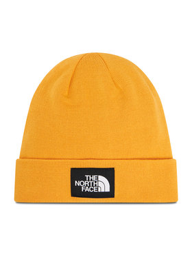 The North Face The North Face Czapka Dock Worker Recycled Beanie NF0A3FNT56P-OS Żółty