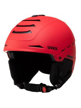 Uvex Uvex Kask narciarski Legend S5662464005 Czerwony