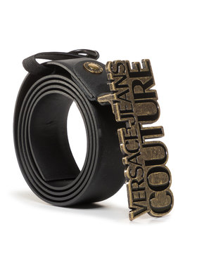 Versace Jeans Couture Versace Jeans Couture Ζώνη Ανδρική D8YZAF04 Μαύρο