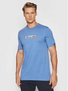 Ellesse Ellesse T-shirt Maleli Tee SHK12189 Blu Regular Fit
