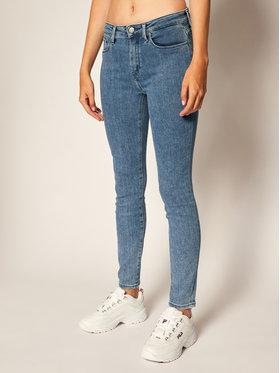 Tommy Hilfiger Tommy Hilfiger Skinny Fit Jeans Como WW0WW28059 Blau Skinny Fit