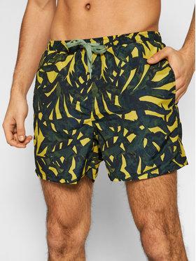 Only & Sons ONLY & SONS Pantaloni scurți pentru înot Ted 22019094 Verde Regular Fit