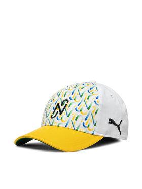 Puma Puma Шапка с козирка Neymar Jr Baseball Cap 023754 02 Бял