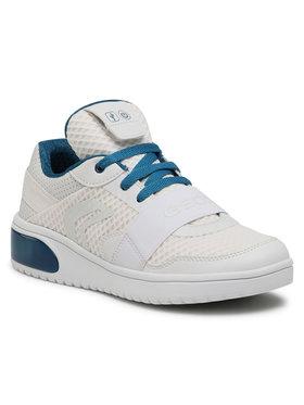Geox Geox Sneakersy J Xled B.B J927QB-01454 C1ZJ4 D Biela