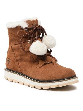 Helly Hansen Helly Hansen Chaussures de trekking W Alma 11745-741 Marron