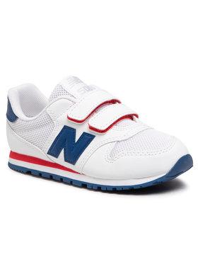 New Balance New Balance Sneakersy YV500WRB Biały