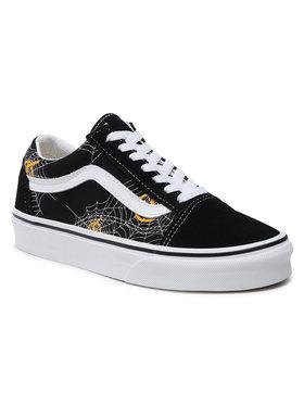 Vans Vans Sneakers aus Stoff Old Skool VN0A3WKT4RN1 Schwarz