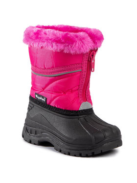 Playshoes Playshoes Μπότες Χιονιού 193007 Ροζ