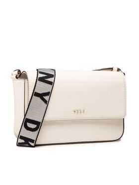 DKNY DKNY Handtasche Winonna Md Flap Cbod R12EKM63 Weiß