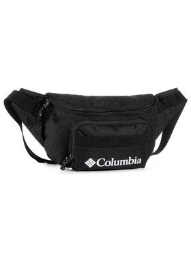 Columbia Columbia Чанта за кръст Zigzag Hip Pack 1890911 Черен
