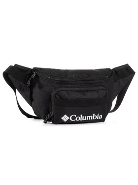 Columbia Columbia Saszetka nerka Zigzag Hip Pack 1890911 Czarny
