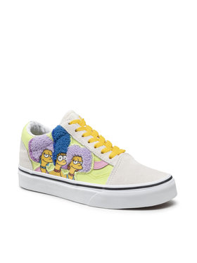Vans Vans Πάνινα παπούτσια Old Skool VN0A4BV521M1M Μπεζ