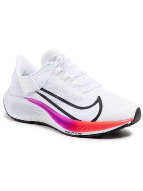 Nike Nike Buty W Air Zoom Pegasus 37 Flyease CK8605 100 Biały
