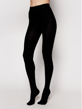 Wolford Wolford Чорапогащи дамски Leg Suppoart Tights 18975 Черен