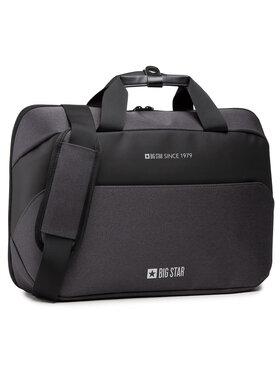 BIG STAR BIG STAR Чанта за лаптоп HH574048 Сив