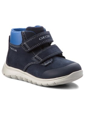 Geox Geox Auliniai batai B Xunday B. A B841BA 00022 C4002 S Tamsiai mėlyna