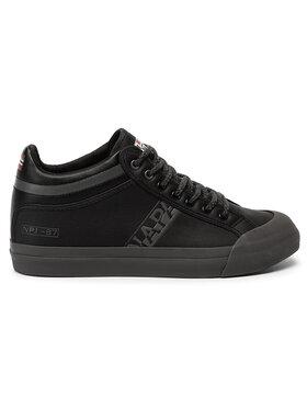 Napapijri Sneakersy Trick NA4DWR Čierna