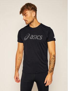 Asics Asics Techniniai marškinėliai Silver 2011A474 Juoda Regular Fit