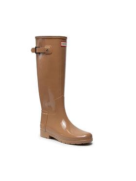 Hunter Hunter Guminiai batai W Org Refined Gloss WFT1071RGL Ruda