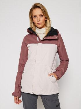 Volcom Volcom Kurtka narciarska Bolt H0452114 Różowy Long Fit