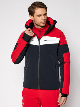 Descente Descente Скиорско яке Tatras DWMQGK03 Черен Tailored Fit