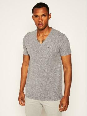 Tommy Jeans Tommy Jeans T-Shirt DM0DM04412 Grau Regular Fit