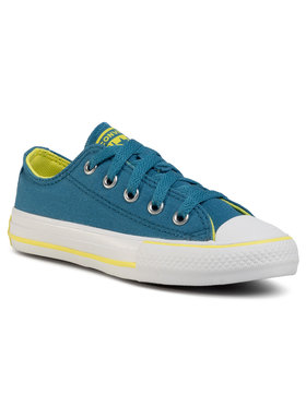 Converse Converse Sneakers aus Stoff Ctas Ox 667790C Blau