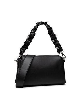 DeeZee DeeZee Дамска чанта EBG13811 Черен