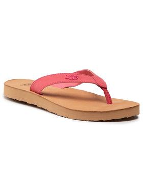 Ugg Ugg Flip-flops W Tawney Logo 1119997 Rózsaszín