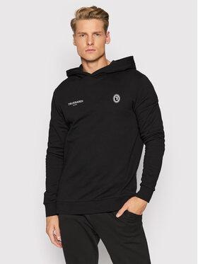Trussardi Trussardi Sweatshirt 52F00186 Noir Regular Fit