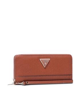 Guess Guess Великий жіночий гаманець SWZG78 79460 Коричневий