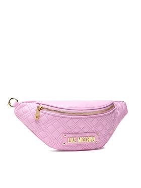 LOVE MOSCHINO LOVE MOSCHINO Чанта за кръст JC4137PP1DLA0607 Розов