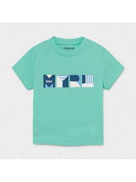 Mayoral Mayoral T-Shirt 106 Grün Regular Fit