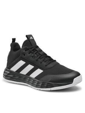 adidas adidas Topánky Ownthegame 2.0 H00470 Čierna