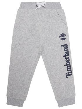 Timberland Timberland Pantaloni da tuta T24B05 D Grigio Regular Fit