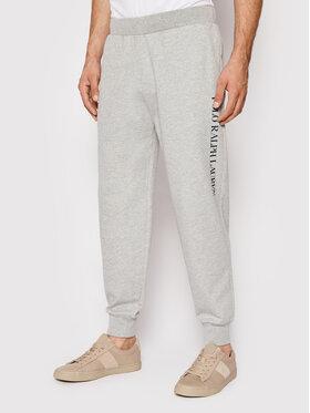 Polo Ralph Lauren Polo Ralph Lauren Spodnie dresowe 714830292006 Szary Relaxed Fit