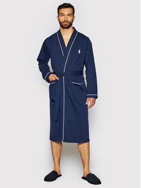 Polo Ralph Lauren Polo Ralph Lauren Chalatas Spring 714830317002 Tamsiai mėlyna