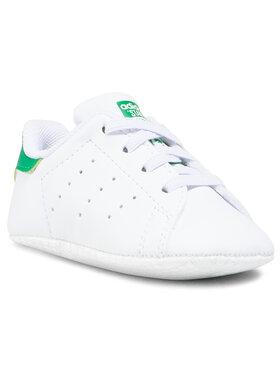 adidas adidas Obuća Stan Smith Crib FY7890 Bijela