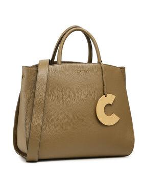 Coccinelle Coccinelle Дамска чанта HLA Concrete E1 HLA 18 01 01 Зелен