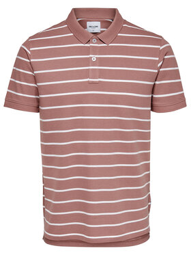 Only & Sons ONLY & SONS Polo marškinėliai Cooper 22018949 Rožinė Regular Fit