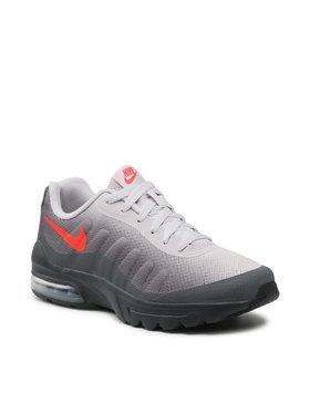Nike Nike Обувки Air Max Invigor Print Bg CN9584 001 Сив