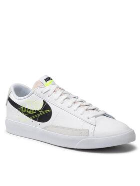 Nike Nike Boty Blazer Low DA4652 100 Bílá