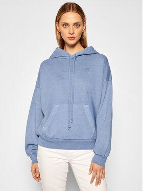 Levi's® Levi's® Sweatshirt Donna 85279-0024 Blau Regular Fit