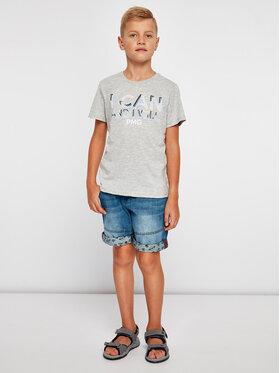 Primigi Primigi Pantaloni scurți de blugi 43243071 Albastru Regular Fit