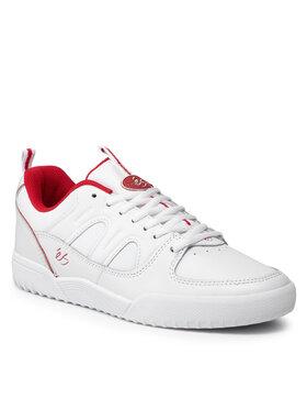 Es Es Sneakersy Silo Sc 5101000180170 Bílá