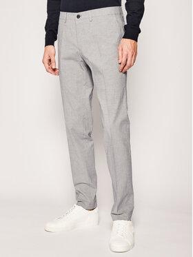Boss Boss Spodnie materiałowe Wylson-W 50427200 Szary Extra Slim Fit