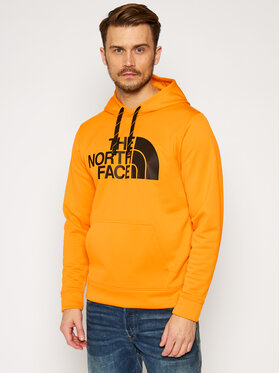 The North Face The North Face Bluză Surgent NF0A2XL856P1 Galben Regular Fit