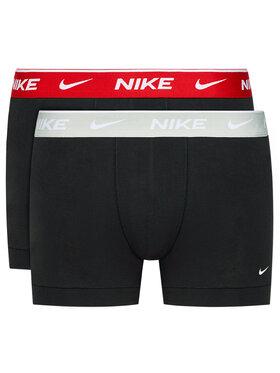 Nike Nike Set od 2 para bokserica Everyday 0000KE1085 Crna