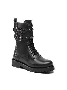 TWINSET TWINSET Ορειβατικά παπούτσια Anfibio 212TCP200 Μαύρο